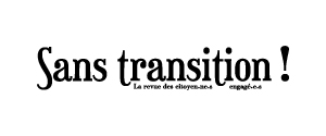 Sans Transition